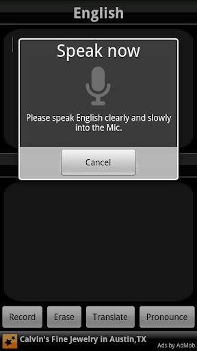 BabelFish Voice: Portuguese