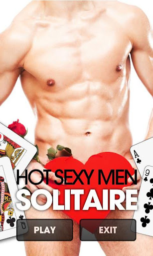 Hot Sexy Men Solitaire