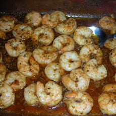 Hawaiin Baked Spicy Shrimp