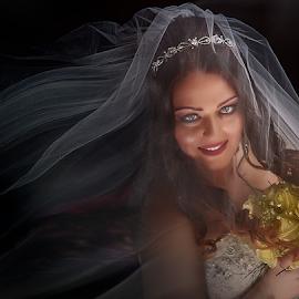 wedding by Dejan Nikolic Fotograf Krusevac - Wedding Bride ( bouquet, vencanje, snasa, wedding, wedding dress, svadba, mlada, wedding photographer, bride )