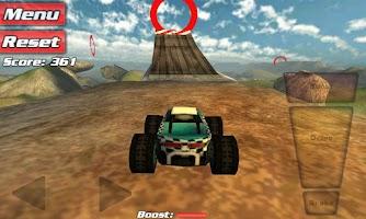 Screenshot of Crash Drive 3D - Offroad race