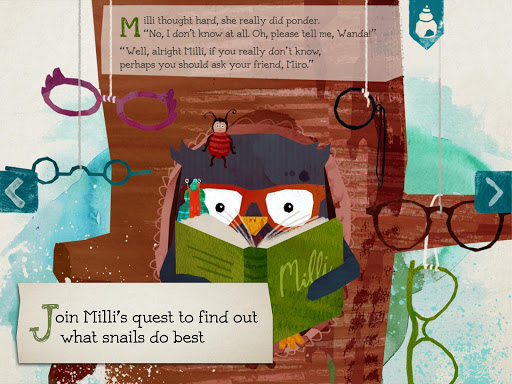 Milli the small snail - screenshot