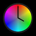 Color Clock Wallpaper