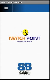 Match Point Eventos - screenshot