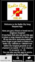 Screenshot of Radio City 1386AM Request App