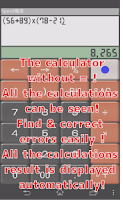 Screenshot of SpeedCalc Free