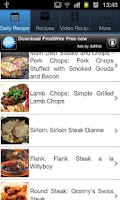 Screenshot of Steak Recipes!!