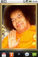 Screenshot of Sri Sathya Sai Baba