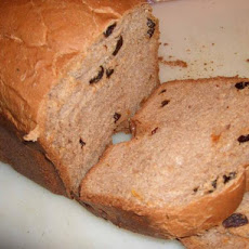 Maple Syrup Spice Bread  (Bread Machine)