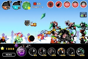 Screenshot of Defen-G Astro POP