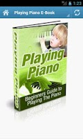 Screenshot of Guide To Playing The Piano