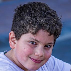 nice smile by Jigs Crisostomo - Babies & Children Child Portraits ( #child, #boy )