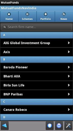 Mutual Funds India Lite