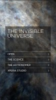 Screenshot of The Invisible Universe
