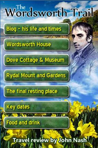 Lake District Wordsworth web