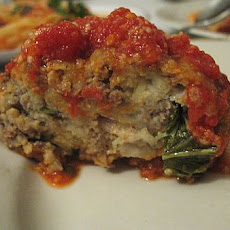 Say Yes to Italian Meatloaf