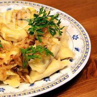 Pierogi (Poolse dumplings)