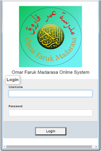 Omar Faruk Madarasa - screenshot