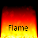 Flame live wallpaper icon