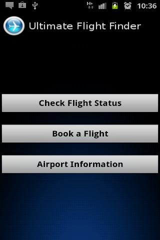 Flight Status Finder Pro