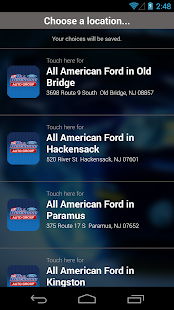 All American Ford Auto Sales - screenshot