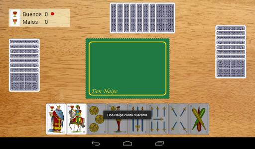 Tute a Cuatro PRO - screenshot
