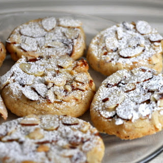 Italian Almond-Blood Orange Cookies