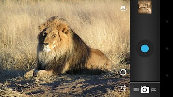 Screenshot of Camera ICS