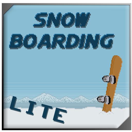 Snow Boarding Lite LOGO-APP點子