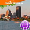 Rochester Street Map icon