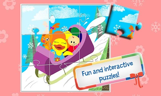Christmas Activity Book- screenshot thumbnail