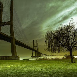 Ponte Vasco da Gama by Joao Esteves - Buildings & Architecture Bridges & Suspended Structures