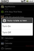 Screenshot of Smart Rotator