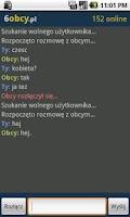 Screenshot of 6obcy - Porozmawiaj z obcym