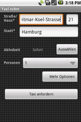 玩旅遊App|Taxi Anklam免費|APP試玩