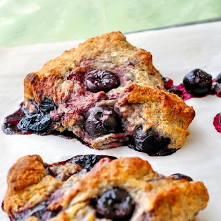 Cherry Spice Scones