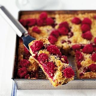 Raspberry Almond Slice Recipes