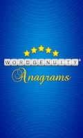 Screenshot of Wordgenuity® Anagrams Lite