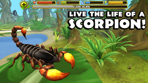 Scorpion Simulator - screenshot