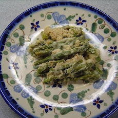 Scalloped Asparagus Casserole
