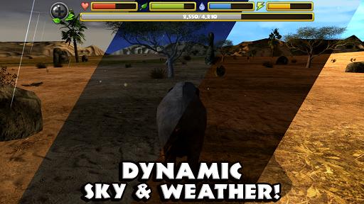 Elephant Simulator - screenshot