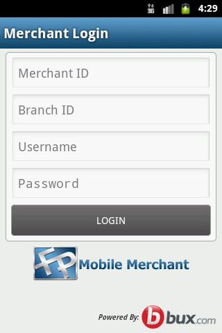 FP Mobile Merchant