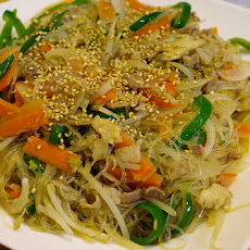 Thai Stir-Fried Vermicelli (Pad Wun-Sen)