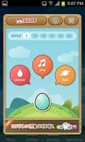 Screenshot of StarPet Clock Widget - Mint mi