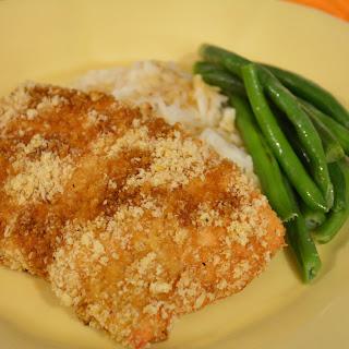 Macadamia Nut Breaded Fish Recipes