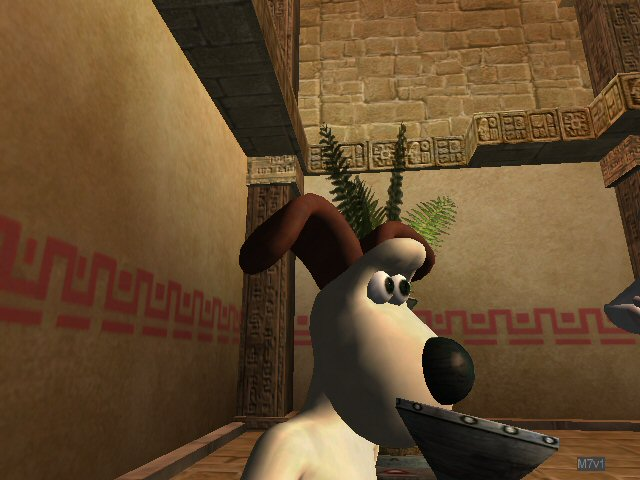 X03: Wallace & Gromit in Project Zoo