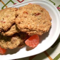 Oaty Coconut Cookies