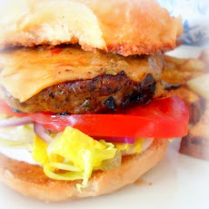 Spicy Turkey Burgers 2