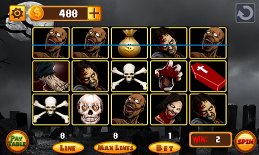 Zombie casino slots