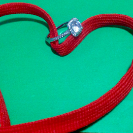 Happy Valentines Day to me! by Terry Linton - Artistic Objects Jewelry (  )